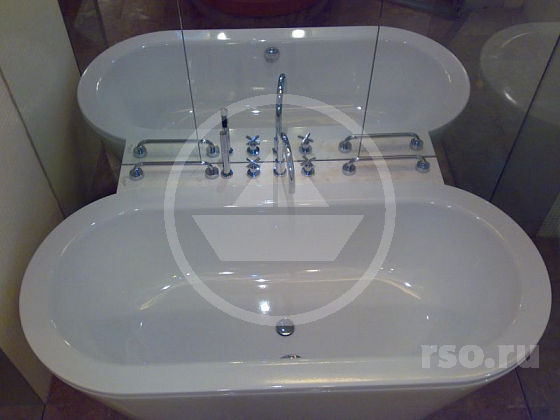 Ванна из искуственного мрамора